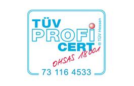 certificazione 18001 bizeta engineering